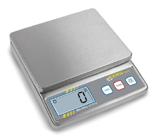 KERN Bench scale 0,1 g : 500 g