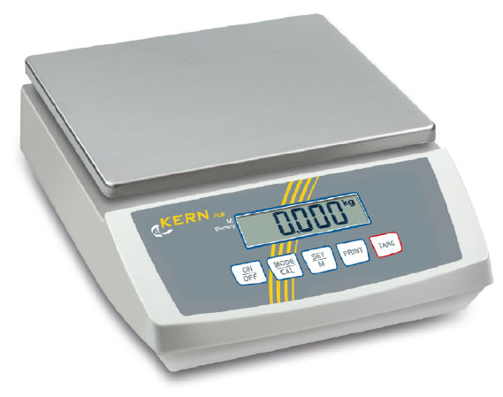 KERN Bench scale 0,1 g : 3000 g