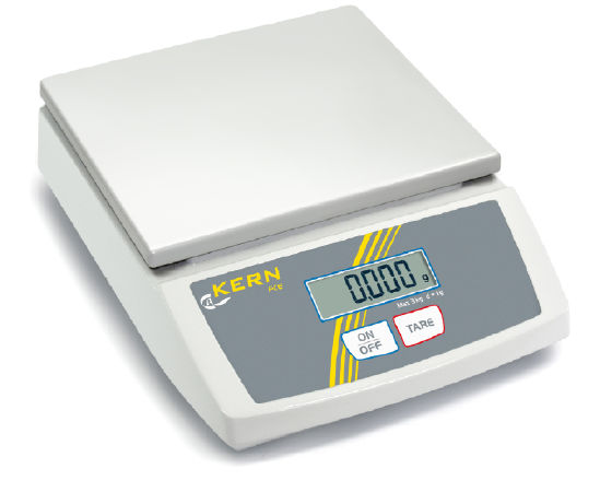 KERN Bench scale 1 g : 3000 g